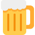 🍺 beer mug Emoji on Twitter Platform