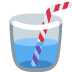 🥤 cup with straw Emoji on Twitter Platform