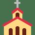 ⛪ church Emoji on Twitter Platform