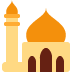 🕌 mosque Emoji on Twitter Platform