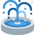 ⛲ fountain Emoji on Twitter Platform
