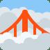 🌁 foggy Emoji on Twitter Platform