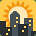 🌇 sunset Emoji on Twitter Platform