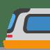 🚈 Light Rail Emoji on Twitter Platform