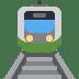 🚊 tram Emoji on Twitter Platform