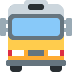 🚍 Oncoming Bus Emoji on Twitter Platform
