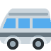 🚐 minibus Emoji on Twitter Platform