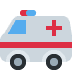 🚑 ambulance Emoji on Twitter Platform