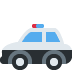 🚓 police car Emoji on Twitter Platform