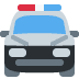 🚔 oncoming police car Emoji on Twitter Platform