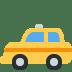 🚕 taxi Emoji on Twitter Platform
