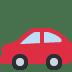 🚗 Automobile Emoji on Twitter Platform