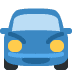🚘 oncoming automobile Emoji on Twitter Platform
