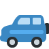 🚙 sport utility vehicle Emoji on Twitter Platform