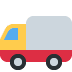 🚚 delivery truck Emoji on Twitter Platform