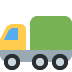 🚛 articulated lorry Emoji on Twitter Platform