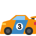🏎️ racing car Emoji on Twitter Platform