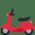 🛵 motor scooter Emoji on Twitter Platform