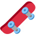 🛹 skateboard Emoji on Twitter Platform
