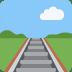 🛤️ railway track Emoji on Twitter Platform