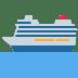 🛳️ passenger ship Emoji on Twitter Platform