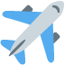 ✈️ Airplane Emoji on Twitter Platform