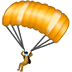 🪂 parachute Emoji on Twitter Platform