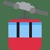 🚡 aerial tramway Emoji on Twitter Platform