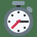 ⏱️ Stopwatch Emoji on Twitter Platform