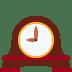 🕰️ mantelpiece clock Emoji on Twitter Platform