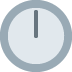 🕛 twelve o'clock Emoji on Twitter Platform