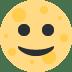 🌝 Full Moon Face Emoji on Twitter Platform