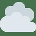 ☁️ cloud Emoji on Twitter Platform