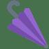 🌂 closed umbrella Emoji on Twitter Platform