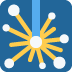 🎇 sparkler Emoji on Twitter Platform