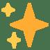 ✨ sparkles Emoji on Twitter Platform