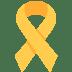 🎗️ reminder ribbon Emoji on Twitter Platform
