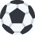 ⚽ soccer ball Emoji on Twitter Platform