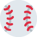 ⚾ baseball Emoji on Twitter Platform