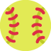 🥎 softball Emoji on Twitter Platform