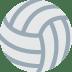 🏐 volleyball Emoji on Twitter Platform