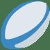 🏉 rugby football Emoji on Twitter Platform