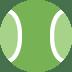 🎾 tennis Emoji on Twitter Platform