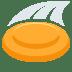 🥏 Flying Disc Emoji on Twitter Platform
