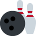 🎳 bowling Emoji on Twitter Platform