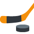 🏒 ice hockey Emoji on Twitter Platform
