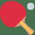 🏓 ping pong Emoji on Twitter Platform