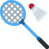 🏸 badminton Emoji on Twitter Platform