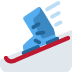 🎿 skis Emoji on Twitter Platform