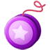 🪀 yo-yo Emoji on Twitter Platform